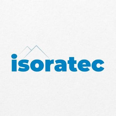 isoratec logo design