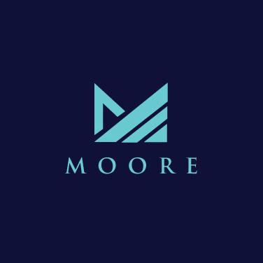 moore design logo