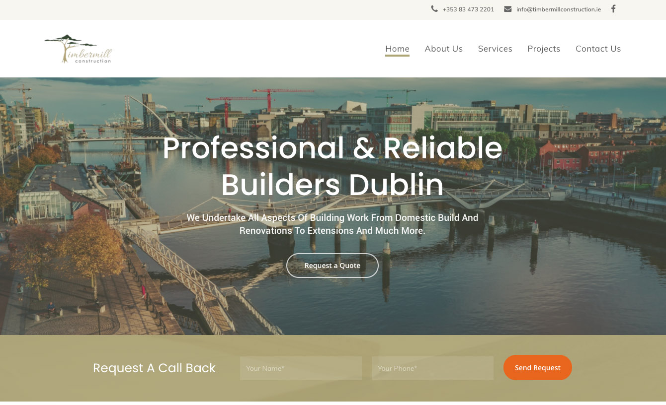 best web design in Dublin
