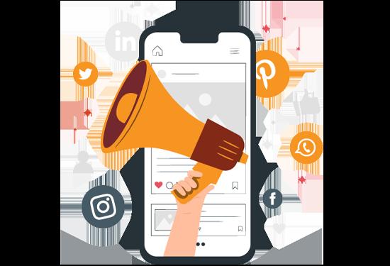 social media management services hero image
